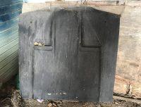 87-93 mustang fibreglass hood