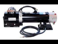 Monarch ( ARCTIC ) power angle plow pump REMANUFACTURED UNIT