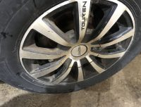 ALUMINUM RIMS UNILUG 5 bolt $200 for all