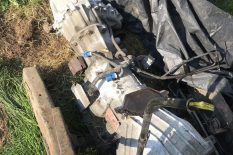 Transmission and transfer case 2002 mountaineer 50 k miles