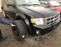 Snow tires and rims were on a 2011 Ford Escape 235/70/16