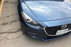 Right front headlight for 2017 Mazda 3