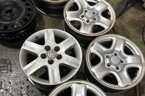 Various Toyota winter rims 35.00 ea
