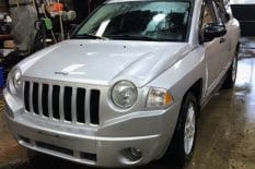 2008 JEEP COMPASS CERTIFIED