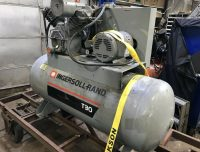 Used compressor INGERSOLL RAND