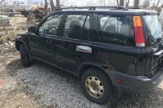 HONDA CRV 2001 PARTS BUT DRIVEN HERE