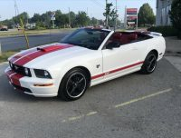 2009 FORD MUSTANG GT CONVERTIBLE CERTIFIED 45th Anniv