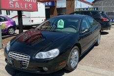 2003 CHRYSLER CONCORDE LXI ONLY 101K