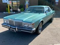 1979 CHRYSLER LEBARON – TEXAS RUST- FREE WITH A/C!