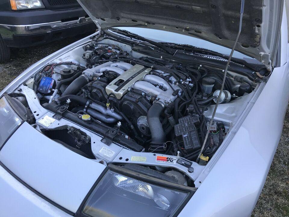 1993 Nissan 300ZX 2+2 Coupe 2 door CERT