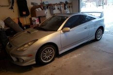 2003 Toyota Celica GT Coupe MAY BE ONLY ONE LIKE IT IN ONTARIO