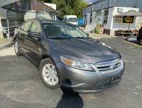 2011 FORD TAURUS X POLICE UNDERCOVER CAR CERT