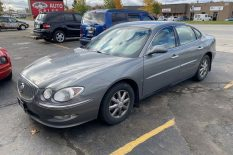 2009 BUICK ALLURE CX CERTIFIED
